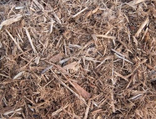 4-Inch Hardwood Mulch