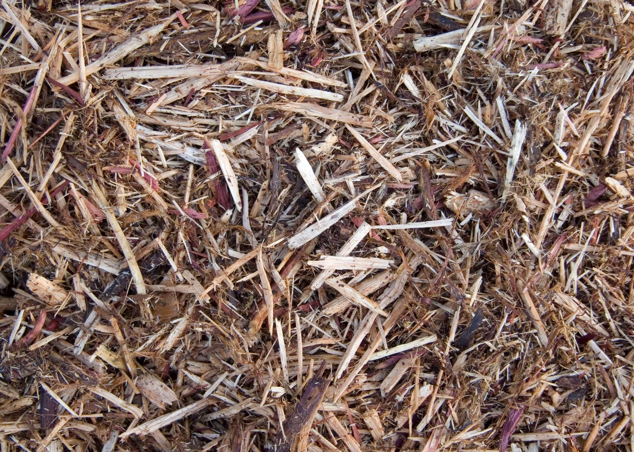 Eastern red cedar mulch snyder landscaping and lawn care